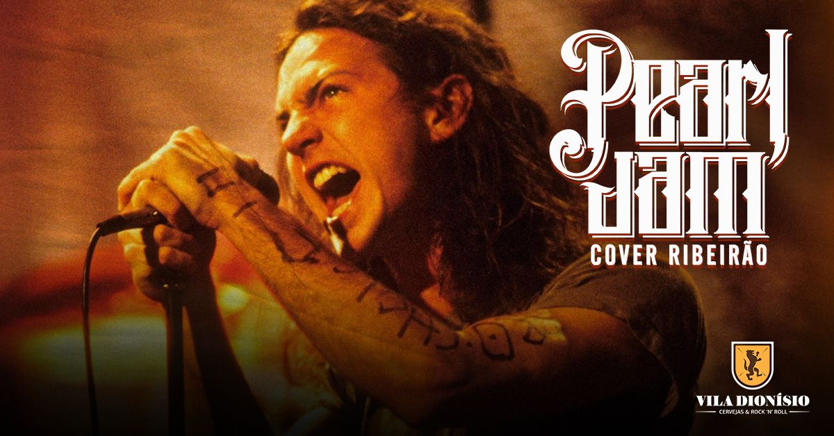 Pearl Jam Cover
